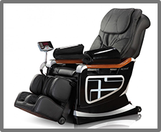 Massagesessel Shiatsu Comfort Exclusive