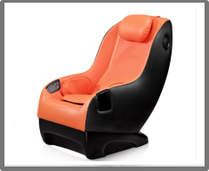 Wellness-Massagesessel Shiatsu Comfort Exclusive