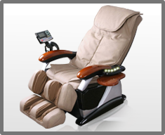 Massagesessel Shiatsu Comfort Plus